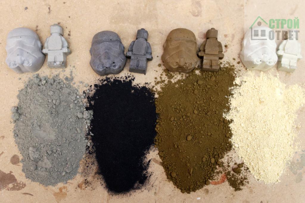 краска для бетонной смеси